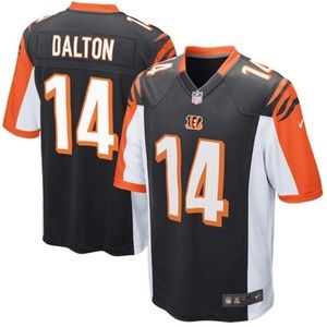 NEW WITH TAGS Andy Dalton Bengals jersey